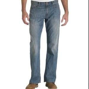 New Levi's Men's 527 slim bootcut  jeans